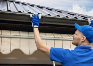 Gutter replacement company