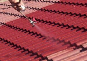 Roof painting company